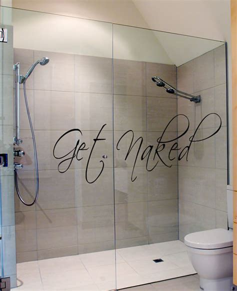 wall sticker for bathroom creative and bathroom quote wall stickers