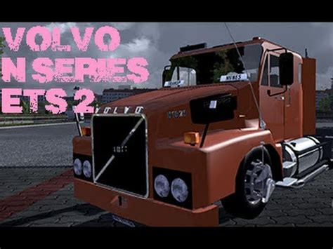 volvo n series trucks truck simulator 2 volvo n series pack pc hd