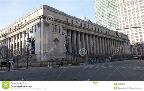 Post Office In Nyc by Farley Post Office Editorial Image Image 38697950