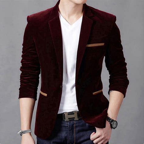 Jaket Blazer Jaket Casual Korean Style Sk 42 2016 autumn exclusive new high quality s casual suit jackets korean version of slim corduroy