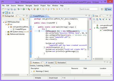 java tutorial using eclipse pdf using eclipse for java pdf download free backupbay