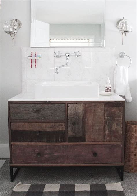 modern rustic bathroom vanity 35 best images about bathroom remodel ideas on pinterest