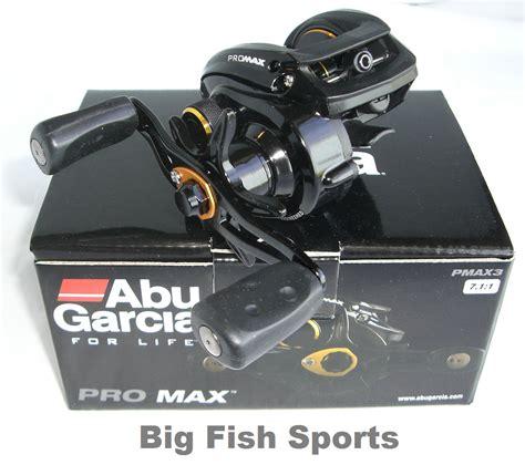 Fishing Reel Abu Garcia Pro Max3 Bc Reel Pmax3 Right Handle abu garcia pro max 3 baitcast reel pmax3 free usa ship