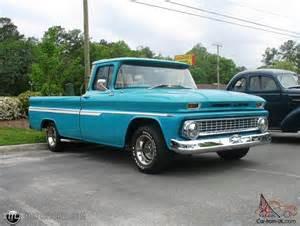 1965 chevrolet chevy up c10