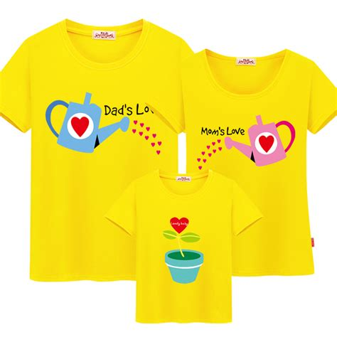 Matching Shirts In Stores Aliexpress Buy Matching Clothes The