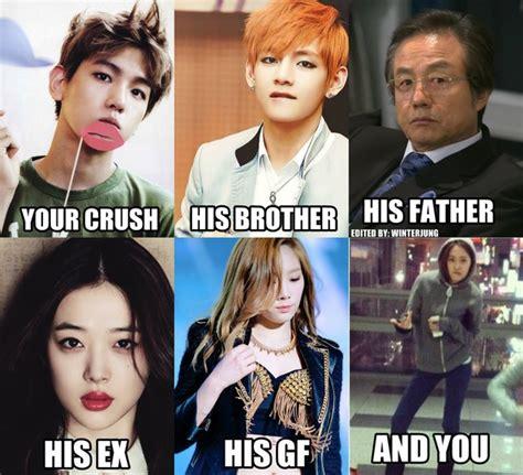 kim taehyung crush ouch