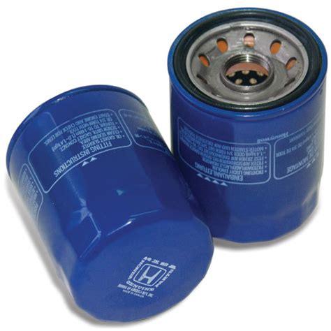plm  honda genuine honda oil filter