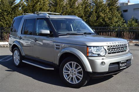 land rover lr4 2011 land rover lr4 hse luxury pre owned