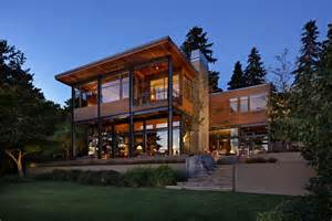 Modern Lake House beautiful houses lake house 2