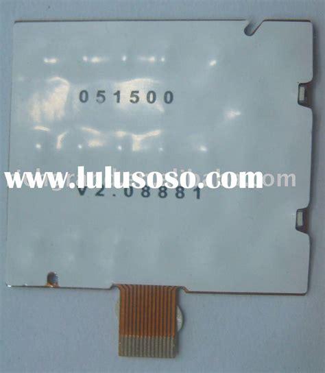 Sony Ericson S500 Sliding Ori s500 w580 w580i keypad pcb and sliding part flex cable for
