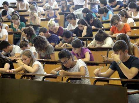 test ingresso bicocca economia statale e bicocca 7 mila ai test d ingresso ma i posti