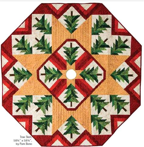 pattern for christmas quilt quilt inspiration free pattern day christmas tree skirts