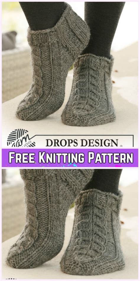 diy cable knit socks knit cable socks free knitting pattern fab diy