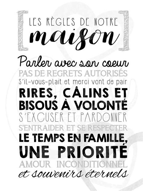Tableau Regle De La Maison 4865 by Tableau Regle De La Maison Maison Design Apsip