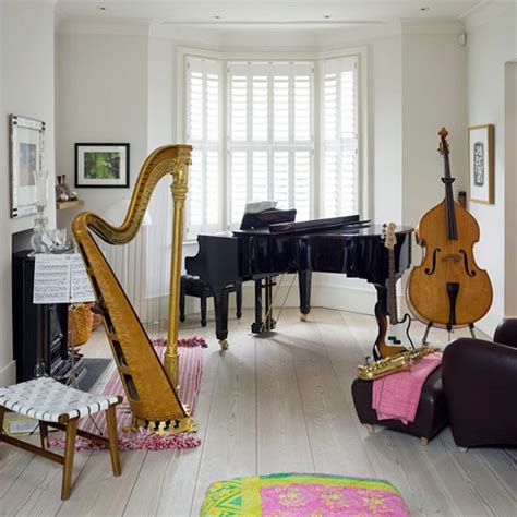 music room in house music room step inside this relaxed four storey