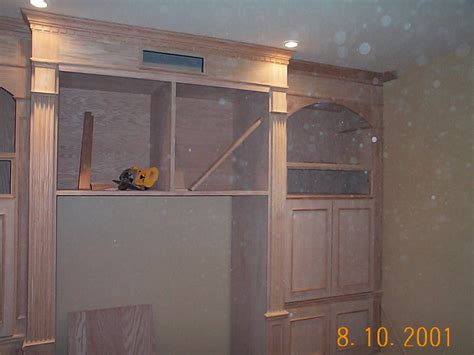 Handcrafted Millworks - custom home bars studio design gallery best design