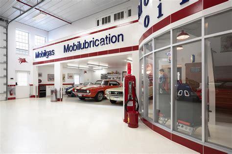 4 Car Garage Anderson Reda Automotorplex Upward Mobil Ity