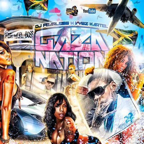 Vybz Kartel Gaza Nation Mix By Dj Fearless