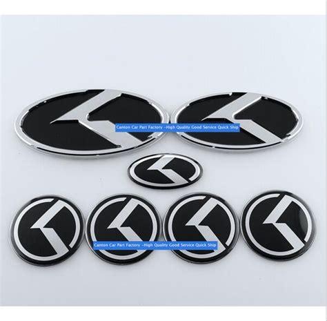 Gaya Logo Emblem Mobil Cap Mesin Chrome Nissan Aksesoris Mobil kia logo promotion shop for promotional kia logo on