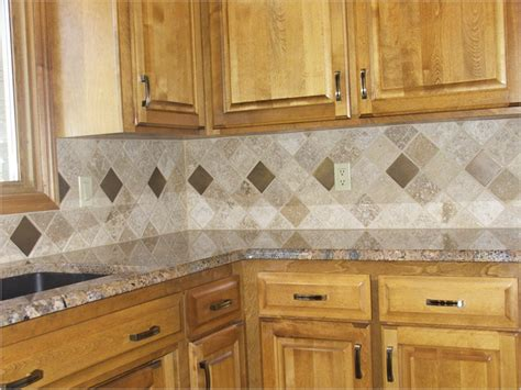 Ideas For Tile Backsplash In Kitchen Kitchen Designs Tile Backsplash Design Ideas Kitchen Wooden Cabinets And Islands