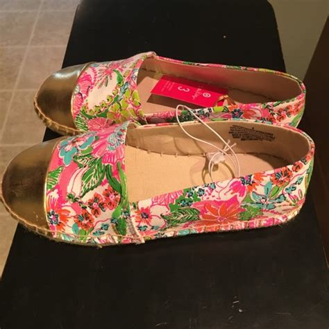 lilly pulitzer shoes 65 lilly pulitzer other lilly pulitzer for target