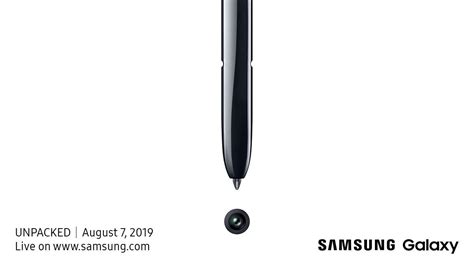 Samsung Galaxy Note 10 August 2019 by Samsung Galaxy Note 10 Rumors Features And Release Date Zdnet