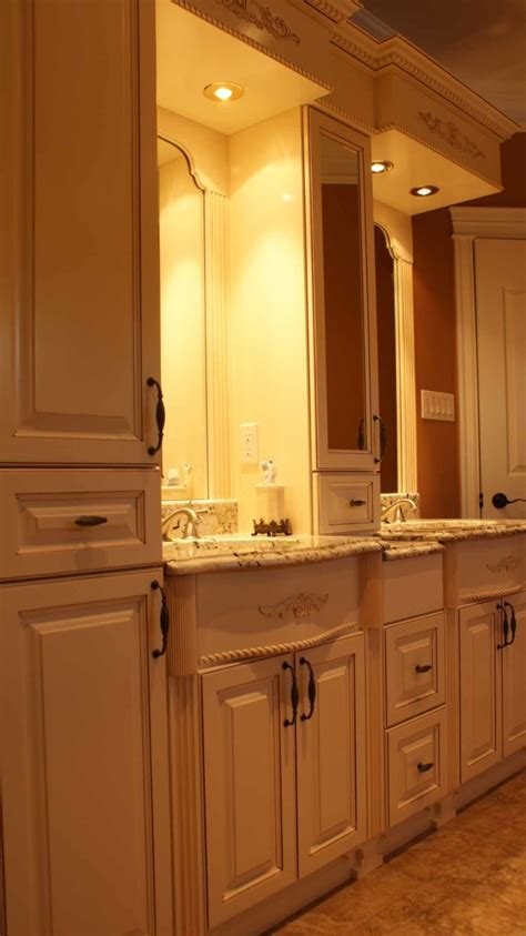 Vanity Luxury by Luxury Vanity Les Armoires S 233 Guin Cabinets