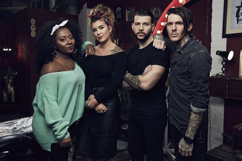 tattoo fixers alice boyfriend professional artists caign for tattoo fixers to be