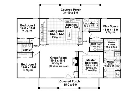 colonial style floor plans colonial house plans at eplanscom colonial home designs colonial house plan with 1775 square
