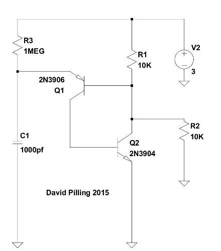 transistor put put david pilling