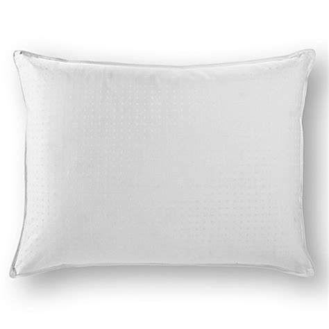 bed bath and beyond down pillows st james home 400 thread count white goose down pillow