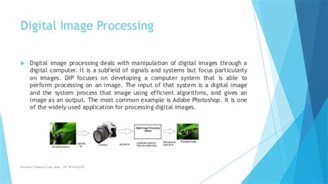 digital image processing research papers research papers on image processing 28 images image