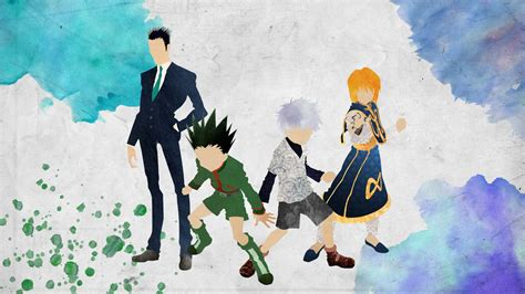 hunter x hunter wallpaper for laptop hunter x hunter wallpaper hd