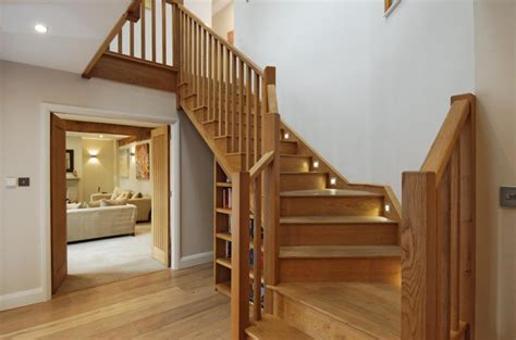 Staircase Ideas Uk Square Acorn Newel Post Cap