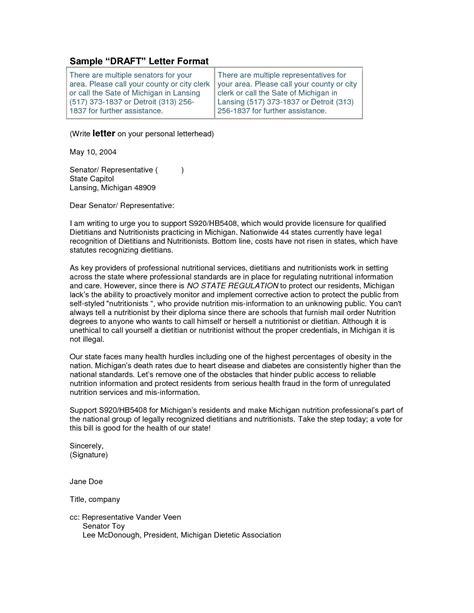 letter format cc enclosure letter format