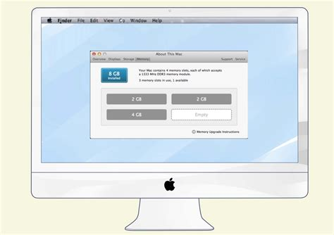 install imac ram how to install ram in an imac 5 steps with pictures