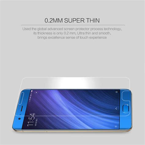Screen Protector Nillkin Xiaomi Mi Note 2 Clear Anti Fin nillkin amazing h pro tempered glass screen protector for xiaomi mi note 3