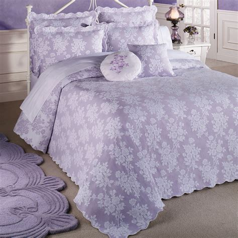 purple coverlets matelasse bedspreads bedding decoration bedspreadss com