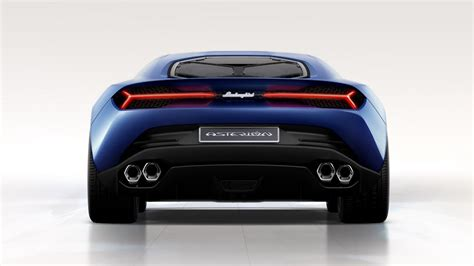 lamborghini front asterion is the first front wheel drive lamborghini in ev