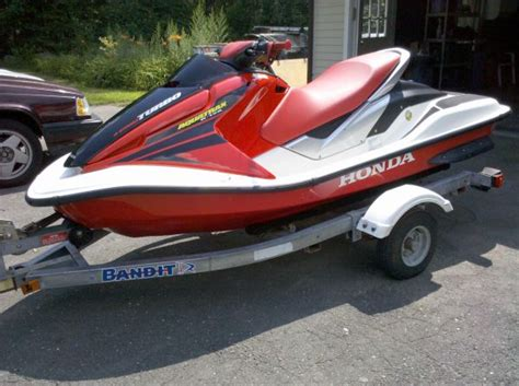 2003 honda jet ski aquatrax r12x turbo classified ad
