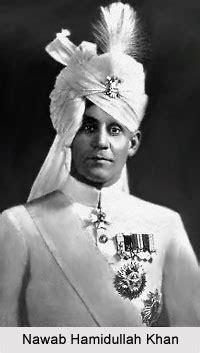 Nawab Hamidullah Khan, Nawab of Bhopal