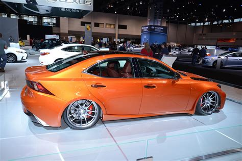 stanced 2014 lexus is250 custom stanced lexus is shows up at 2014 chicago live