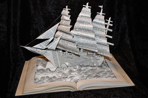 boat books yacht book sculpture by wetcanvas on deviantart