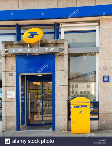 La Poste, French Post Office Building, France, Europe Stock Photo, Royalty Free Image: 35733111