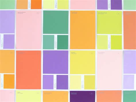 easy paint swatch wall