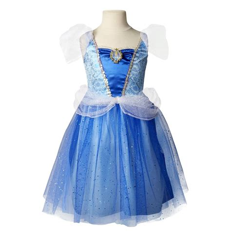 Dress Disney Murmer Dress Princess disney princess cinderella kingdom costume bonus headband costume dress up ebay