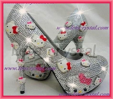 kitty high heeled silver stiletto pumps  shining