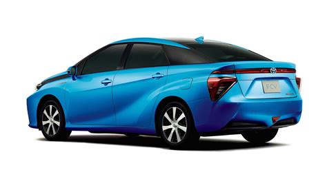 Toyota Fuel Cell Vehicle 2015 Toyota Fuel Cell Vehicle Revealed In Production Form