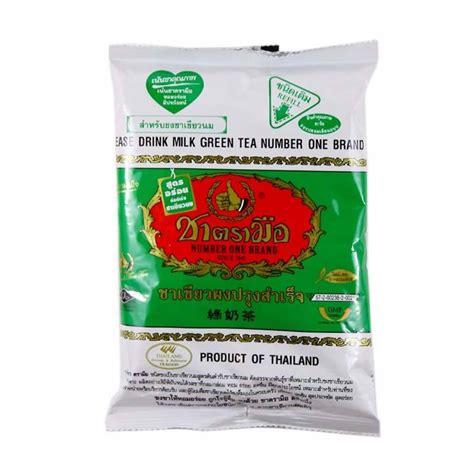 Thai Green Tea Chatramue jual thai green tea number one chatramue brand 200 g