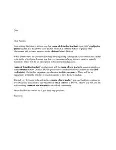 Resignation Letter For Leaving Teaching Resignation Letters Pdf Doc